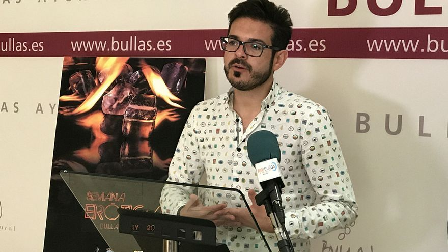 Bullas presenta la tercera edición de la 'Semana Erótica'