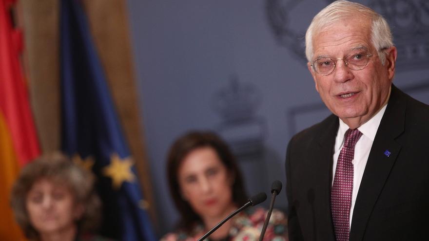 Borrell admite que no le gusta que la investidura dependa de ERC pero considera peor ir a terceras elecciones