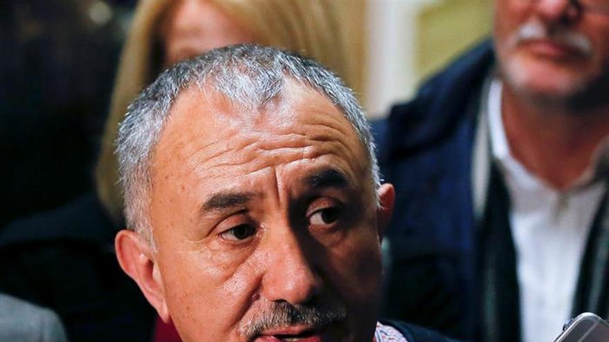 Álvarez pide llevar al debate electoral un plan estratégico para la industria
