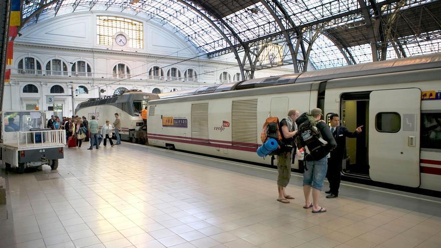 Estación de tren de Renfe