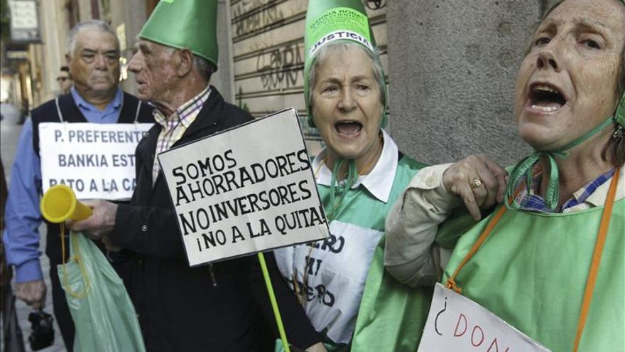 La Audiencia Nacional ordena ampliar el caso Bankia a la venta de preferentes