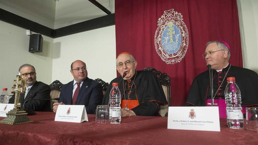 Llamamiento a redoblar la hospitalidad para recibir a los peregrinos en Caravaca