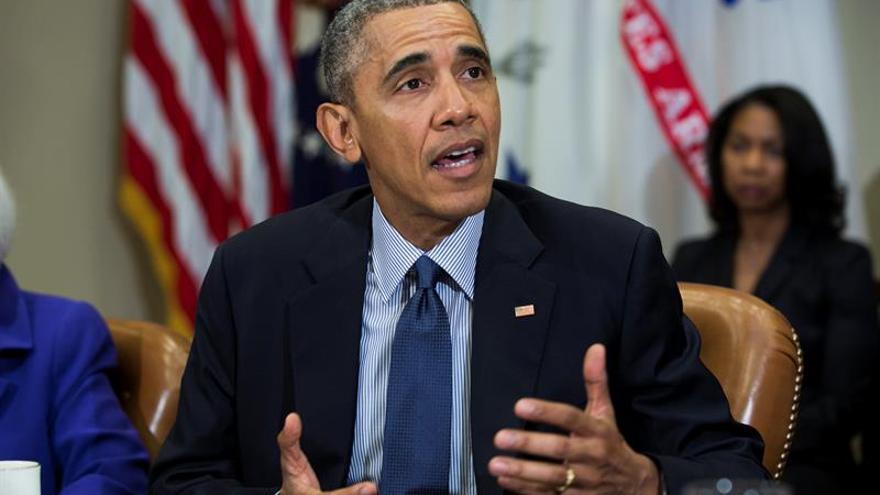 Obama busca mejorar la seguridad de los policías tras los ataques en Texas y Luisiana