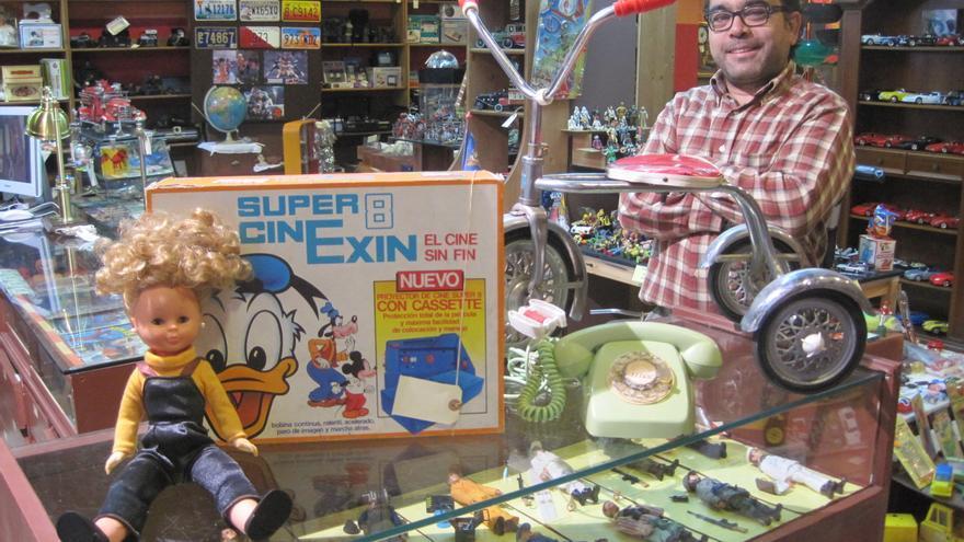 '¿Te acuerdas...?' es una tienda de compra-venta de nostalgia donde encontrar objetos de los años 60, 70 y 80 en Córdoba.