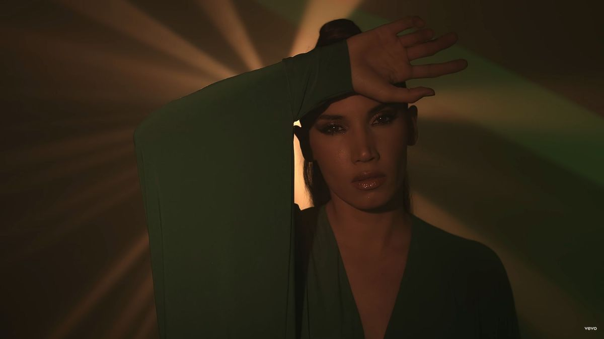 Imagen del videoclip de India Martínez.