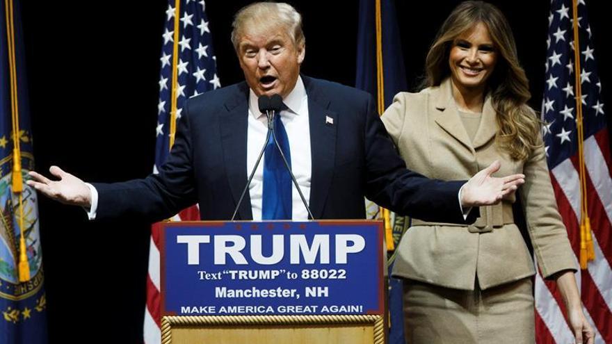 Trump afianza su dominio y Sanders se acerca a Clinton en los sondeos en EE.UU.