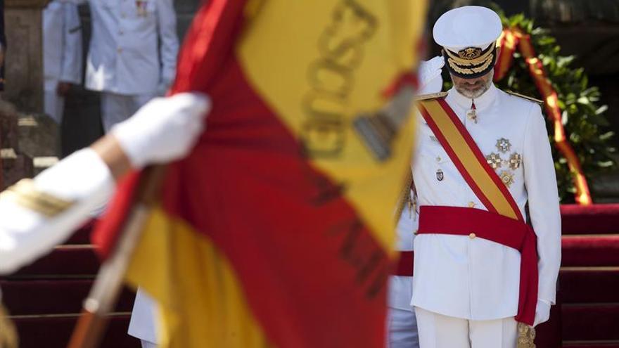 El Rey visita mañana un centro tecnológico y una sede de empresarios en Vigo