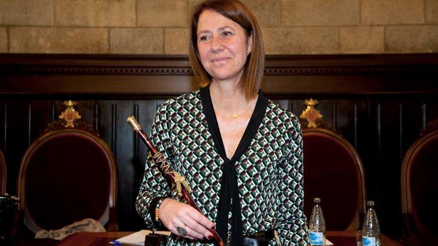 """Madrenas dispuesta a la reelección para que Girona sea """"puntal"""" soberanista"""
