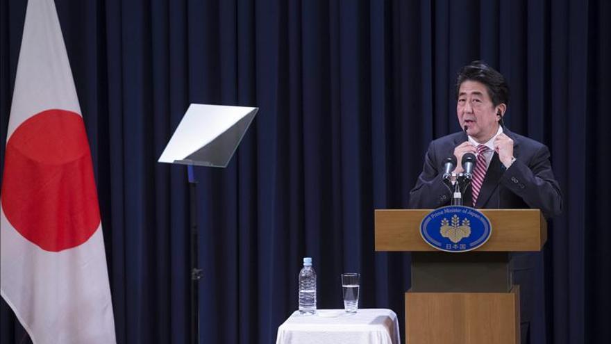 """Abe dice que han dado un paso clave con China """"para evitar un posible conflicto"""""""