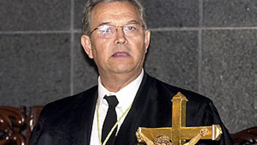 José Antonio Martín. (QUIQUE CURBELO)