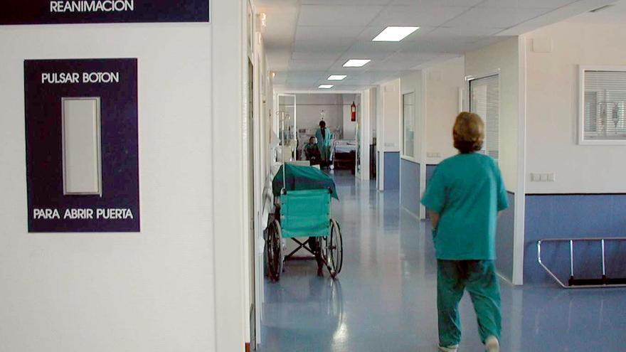 Interior Hospital Albacete. Foto: castillalamancha.es