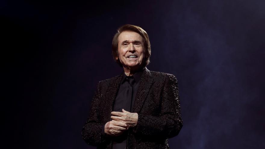Raphael actuará en el Palau Sant Jordi de Barcelona en diciembre de 2021