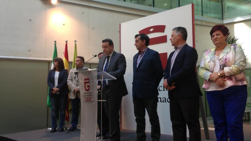 El diputado de Deportes de la Diputación de Granadarenuncia voluntaria para propiciar gobierno del PSOE