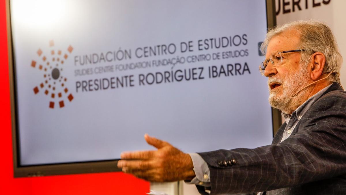 Juan Carlos Rodríguez Ibarra