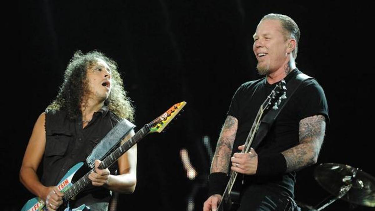 """Metallica lanzará además una edición remasterizada de su quinto álbum de estudio, compartió en sus redes sociales el """"trailer"""" de su """"Black List"""""""
