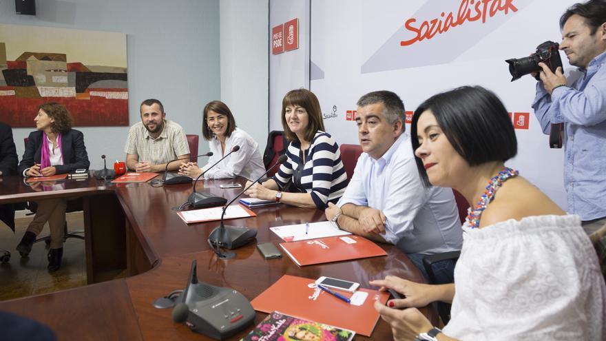 Comisión Ejecutiva que el PSE-EE tras la constitución de los ayuntamientos.