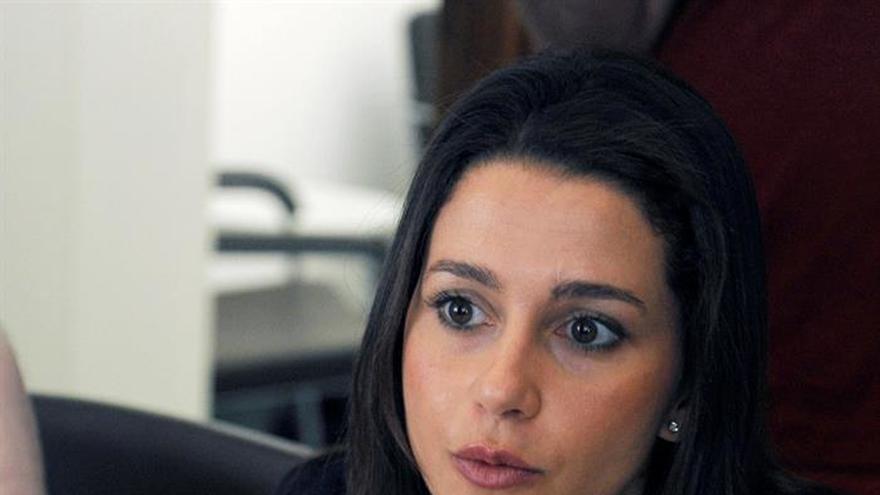 Ciudadanos pide la comparecencia urgente de Fernández Díaz en el Parlament