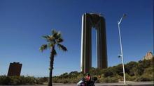 El rascacielos InTempo, en Benidorm