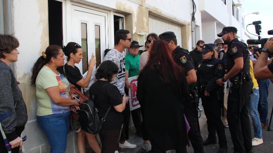 Desahucio en Lanzarote