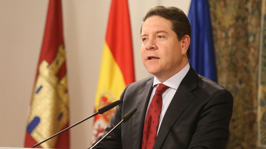 Emiliano García-Page / JCCM