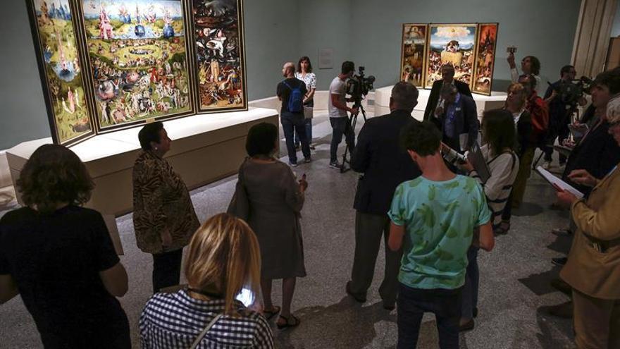 El Bosco se suma al escogido elenco de pintores con sala propia en El Prado