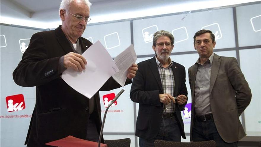 IU no reconoce la lista al Ayuntamiento de Madrid, que lidera Raquel López