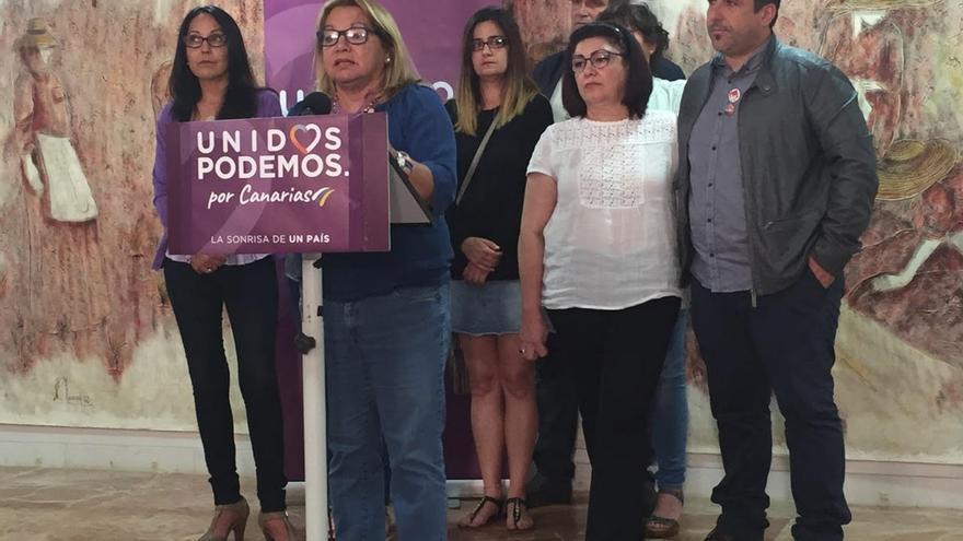 Una diputada canaria de Podemos presidirá la comisión del Congreso que investigará el accidente de Spanair de 2008