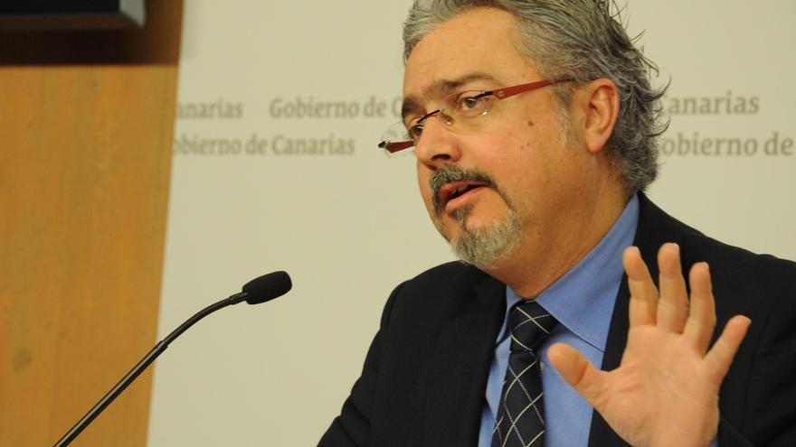 """El Gobierno de Canarias asegura que no tiene """"necesidad urgente"""" de acudir al fondo de liquidez autonómica"""