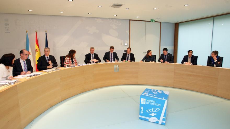 Reunión del Consello da Xunta