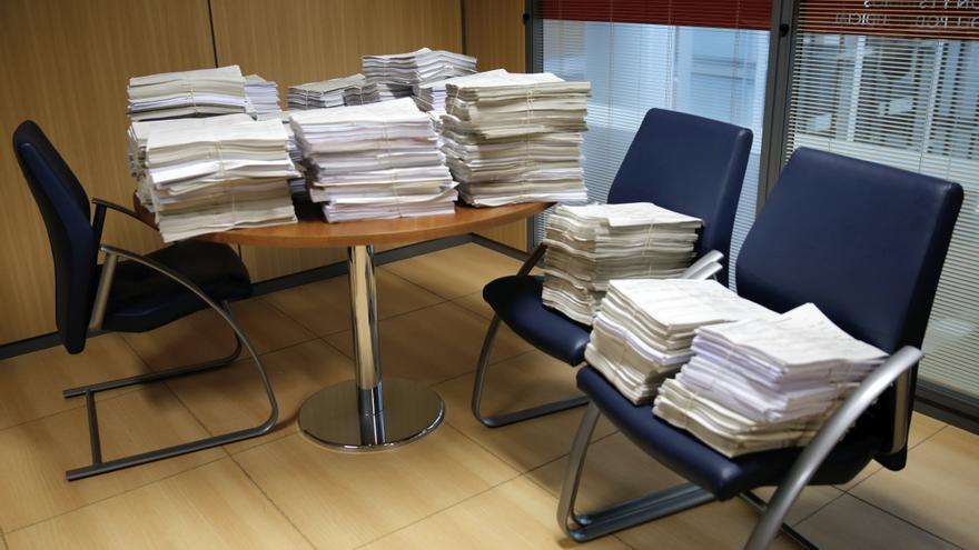 Los juzgados hipotecarios recuperan el pulso y resuelven el 56 % de los casos