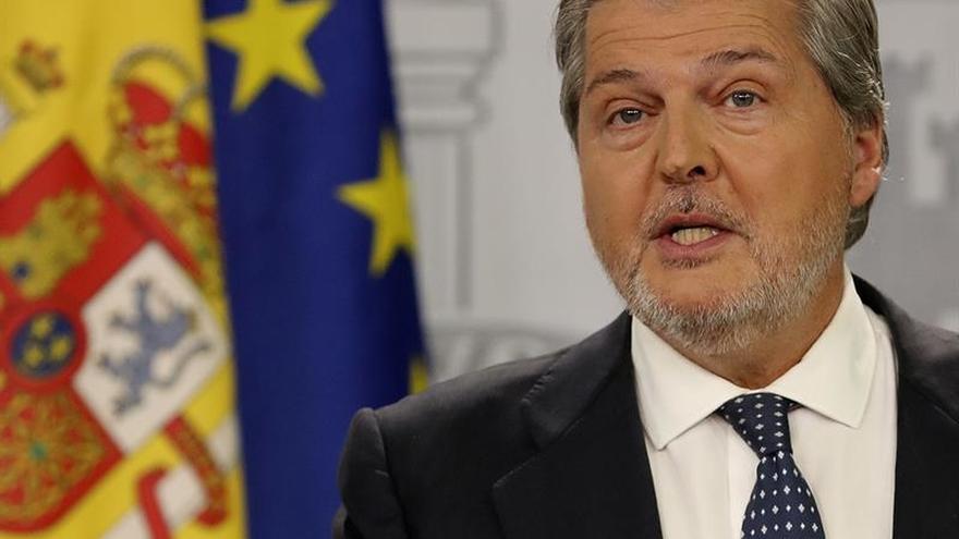 """El Gobierno dice que """"lo que suceda el día 1 no será un referéndum"""""""