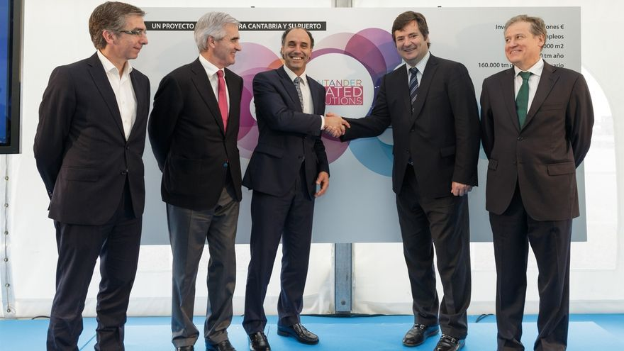 Santander Coated Solutions invertirá 15 millones y creará 45 empleos con la nueva planta de acero lacado