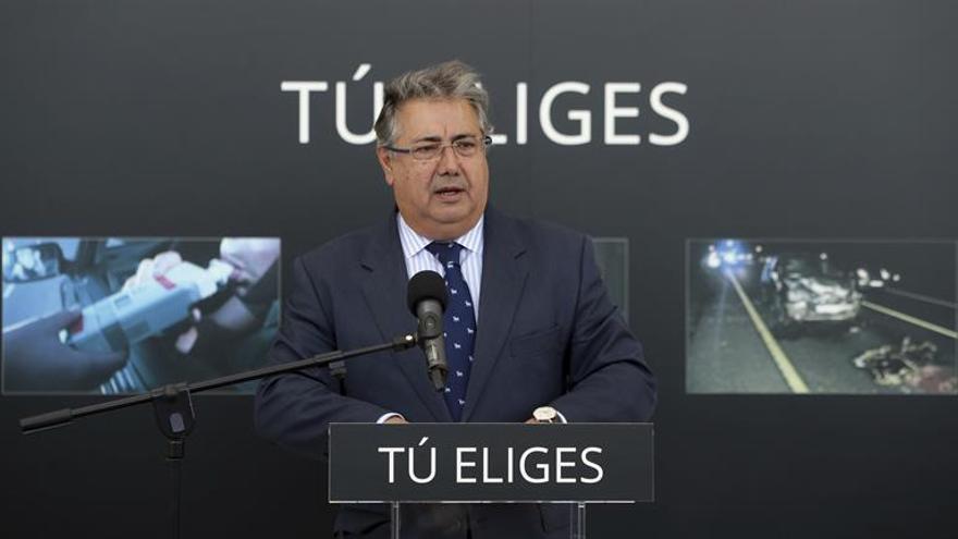 """Juan Ignacio Zoido sobre la moción de censura: """"Estamos en otra cosa"""""""