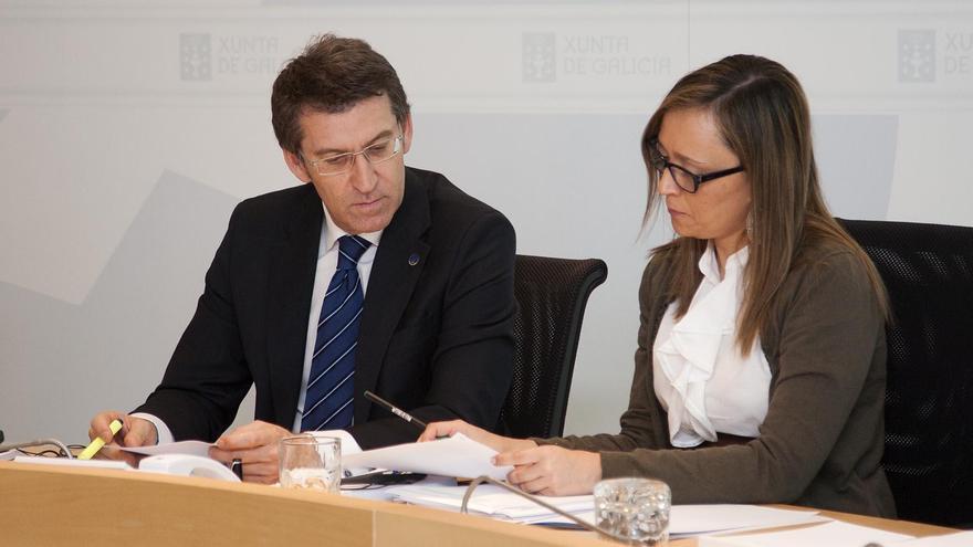La Xunta pagó facturas en el primer cuatrimestre por 3.236 millones en una media de 28,2 días
