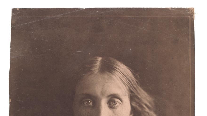 Julia Jackson. 1867