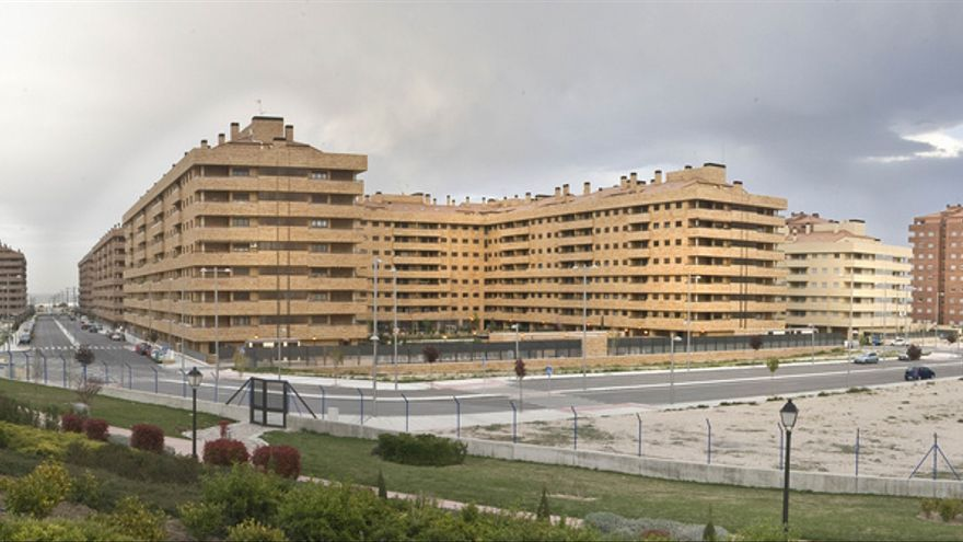 Complejo residencial Francisco Hernando en el Quión de Seseña