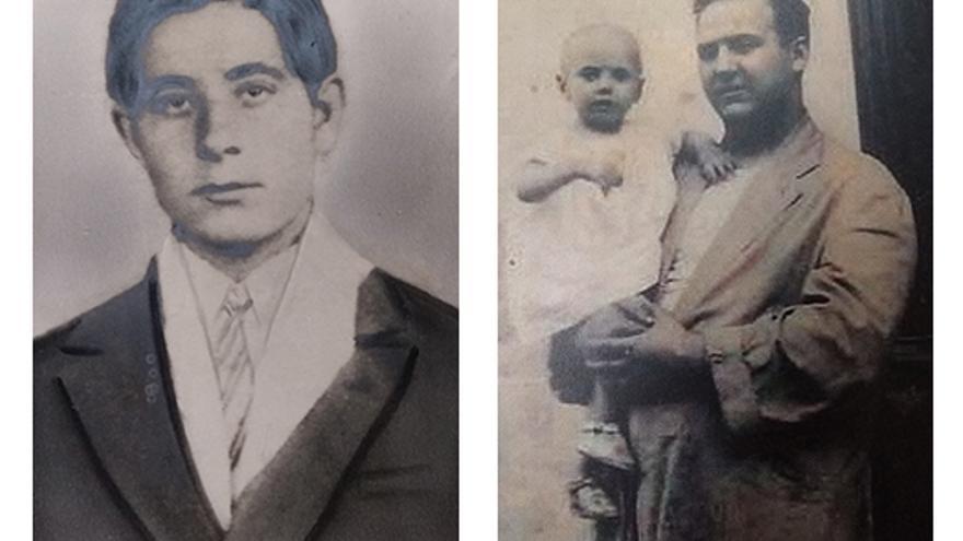 Manuel Martín Collado y Benjamín Bravo