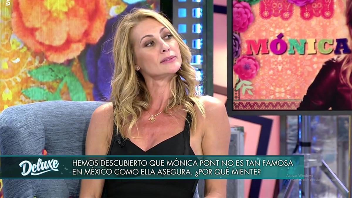 Mónica Pont en 'Deluxe'