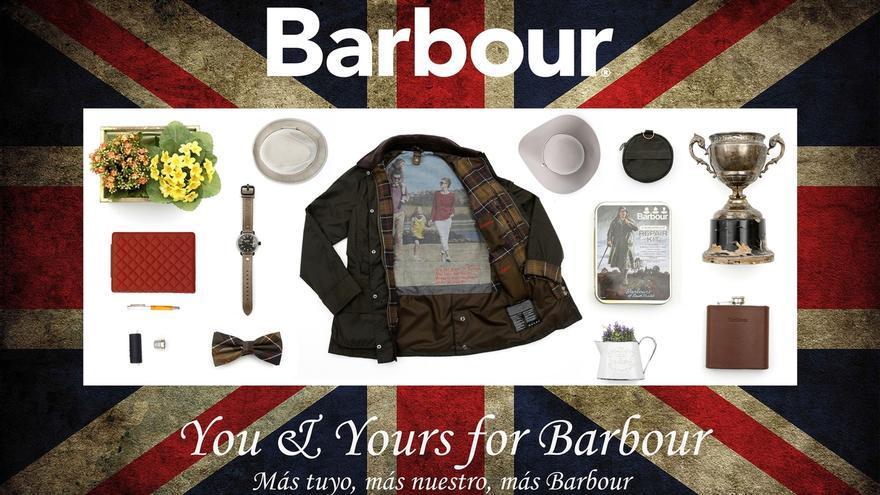 Barbour abre el 5 de octubre su primera tienda en Bilbao con la presencia su presidenta, Dame Margaret