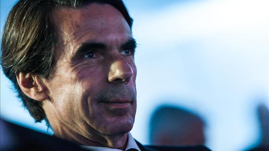 José María Aznar dialoga con líder conservador mexicano sobre corrupción