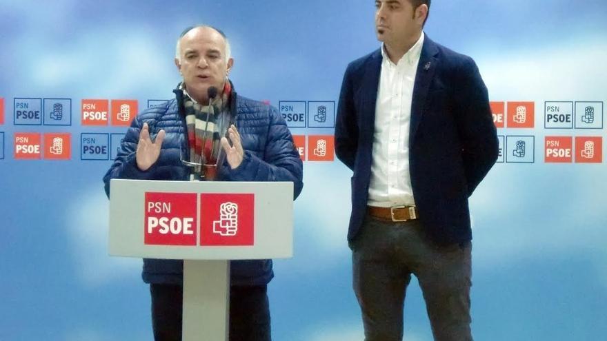 """PSN destaca que en la Ribera """"no se van a eliminar residuos de Guipúzcoa, solo a separar"""" y que """"se generará empleo"""""""