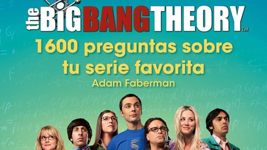 Regalamos libros de 'The Big Bang Theory' para conmemorar su 10ª temporada