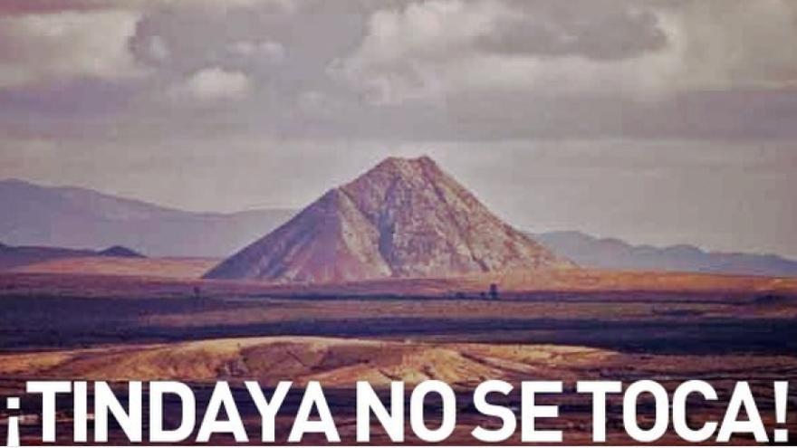 Día Internacional Montañas, Tindaya