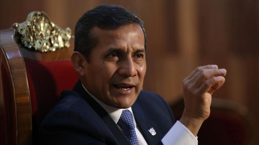 Humala promulga la ley de creación de distrito que generó polémica con Chile