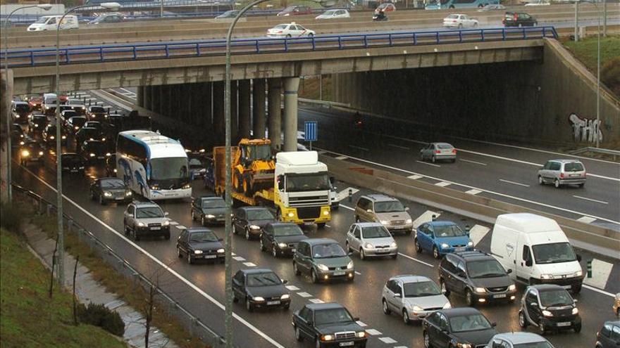 Más de 13,6 millones de viajes por carretera en esta Navidad