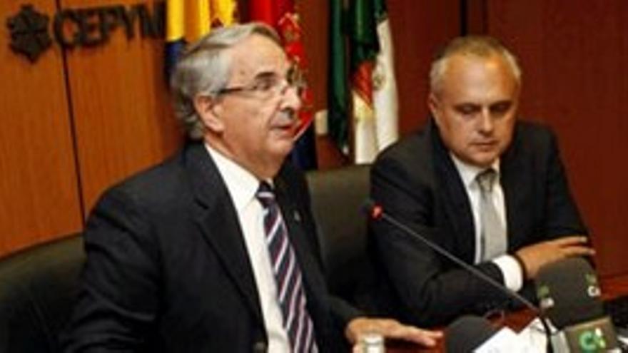 Sebastián Grisaleña y José Cristóbal García. (ACFI PRESS)