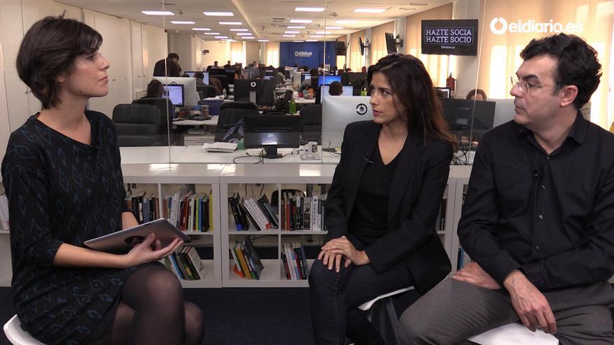 Olga Rodríguez e Iñigo Sáenz de Ugarte analizan las actuaciones de Francia contra Siria