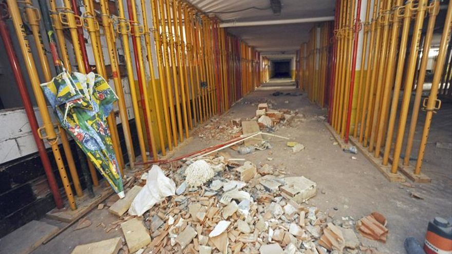 En Lorca 400 familias siguen fuera de sus casas 5 años después de los sismos