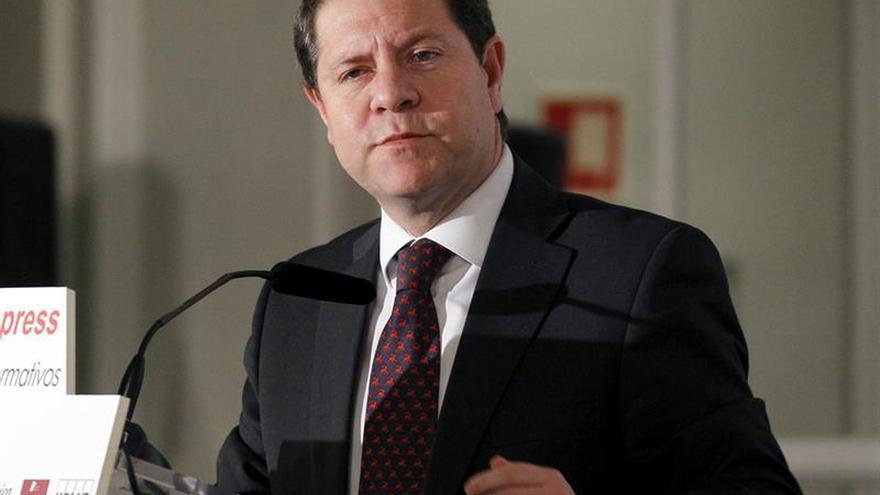 """Page pide un congreso """"convergente"""" y ve """"probable"""" que Díaz se presente"""