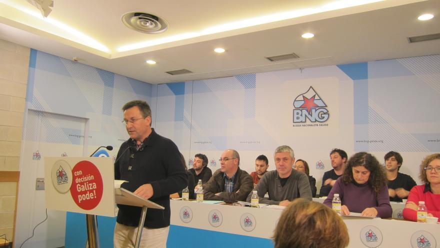 """El BNG negocia con Bildu, ERC, Compromís y PSM """"una macrocoalición"""" a las europeas y sigue """"con la mano tendida"""" a Anova"""
